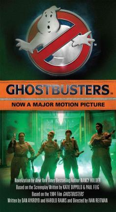 Ghostbusters by Nancy Holder