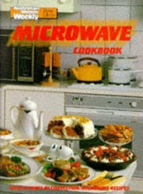 Microwave Cookbook by Maryanne Blacker
