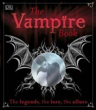 The Vampire Book by Sally Regan