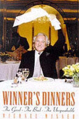 Winner's Dinners (Signed Copy) by Michael Winner