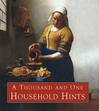 A Thousand and One Household Hints by Gill Davies