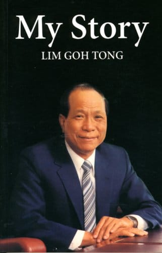 My Story by Lim Goh Tong