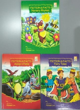 Nursery Rhymes, Fairy Tales, Aesop's Fable: Fiction & Facts