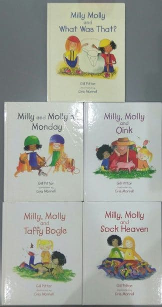 Milly, Molly Set by Gill Pittar