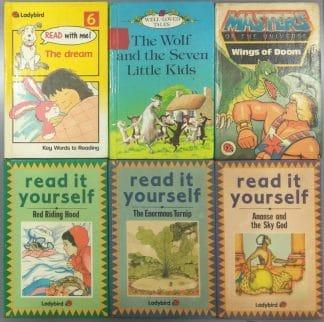Ladybird Storybooks Set 1