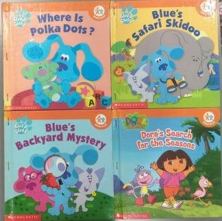 Blue's Clues + Dora the Explorer