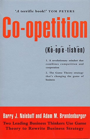 Co-Opetition by Adam M Brandenburger