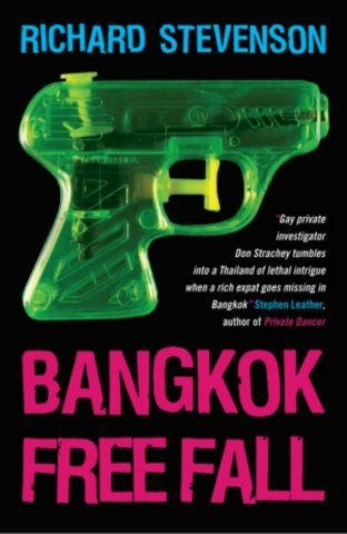 Bangkok Free Fall by Richard Stevenson