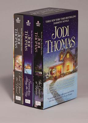 Jodi Thomas Three Harmony Novels: Just Down the Road / Somewhere Along the Way / The Comforts of Home (3-books Boxset) by Jodi Thomas