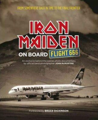 Iron Maiden: On Board Flight 666 by Iron Maiden