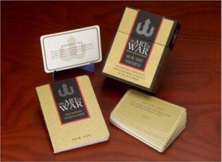 The Art of War: Book and Card Deck by Sun Tzu