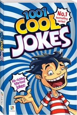 1001 Cool Jokes by Hinkler Books