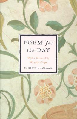 Poem for the Day by Nicholas Albery (ed.)