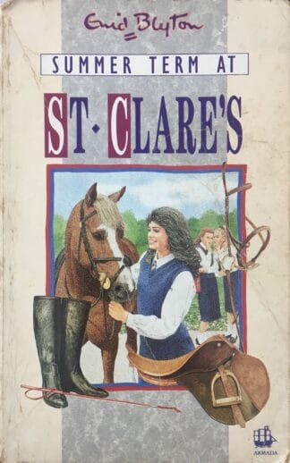Summer Term at St. Clare's (1989) by Enid Blyton
