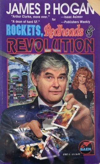 Rockets, Redheads & Revolution by James P. Hogan