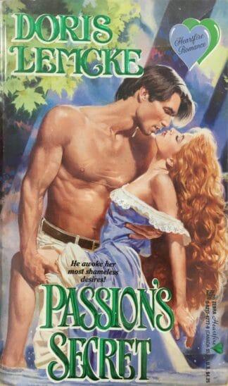 Passion's Secret by Doris Lemcke