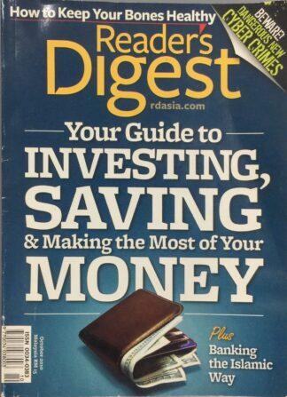 Reader's Digest October 2010