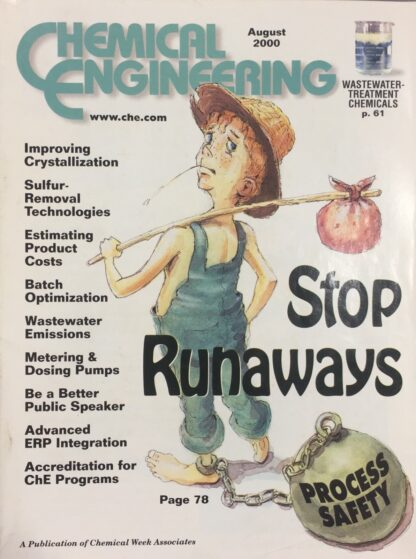 Chemical Engineering August 2000