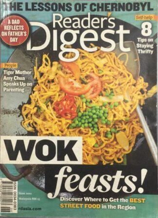 Reader's Digest June 2011