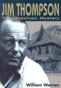 Jim Thompson: The Unsolved Mystery by William Warren