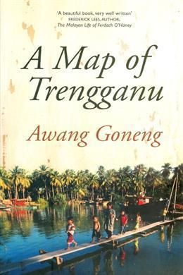 A Map of Trengganu by Awang Goneng