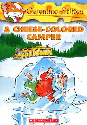 Geronimo Stilton #16: A Cheese-Colored Camper by Geronimo Stilton