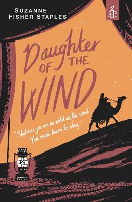 Daughter of the Wind by Suzanne Fisher Staples